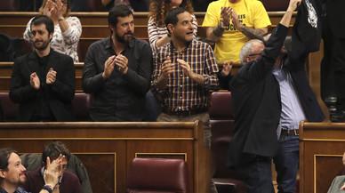 El Congrés deroga el decret de l'estiba amb la majoria de l'oposició