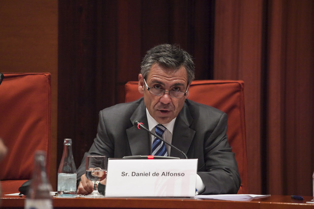 Daniel de alfonso asume la direcci n de la oficina antifrau for Oficina antifrau