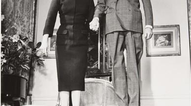 Halsman, el fotógrafo que hizo saltar a Marilyn... y a tantos otros famosos