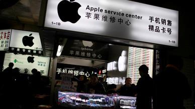 Los beneficios de Apple aumentan, pero se ralentiza la venta de iPhones