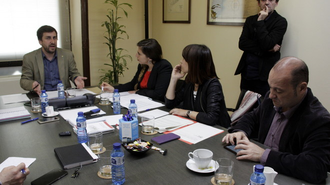 Una comissió vetllarà pel compliment de les millores a l'Hospital de Viladecans