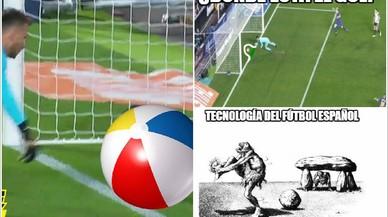 Els millors mems sobre el gol anul·lat a Messi