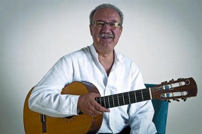 La guitarra sin límites de Jaume Torrent se entrega a Rialp