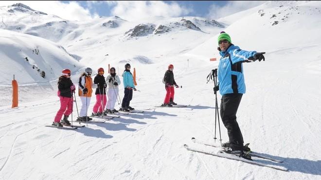 Les últimes nevades impulsen un ple total a les estacions d'esquí
