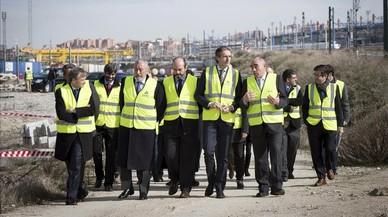 Catalunya i València denuncien que les obres del 'ramal madrileny' del corredor mediterrani van més de pressa