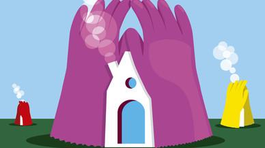 Mans invisibles: treballadores de la llar