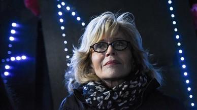 "Jane Fonda: ""Fui violada cuando era una niña"""
