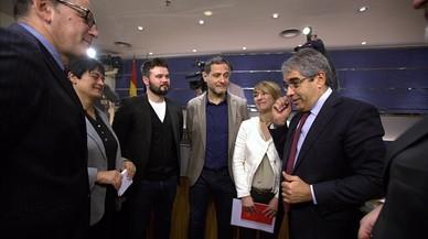 PP, PSOE i C's recolzaran el suplicatori d'Homs, que el Congrés votarà aquest mes