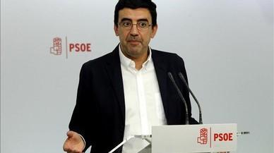 La gestora del PSOE vol decidir amb el PSC les seves aliances electorals