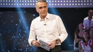 Juan y Medio, presentador del nuevo programa de Antena 3 'El amor est� en el aire'.