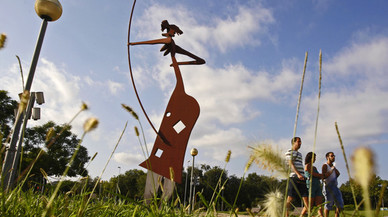 Mataró aprova un pla de manteniment per a les seves escultures més destacades