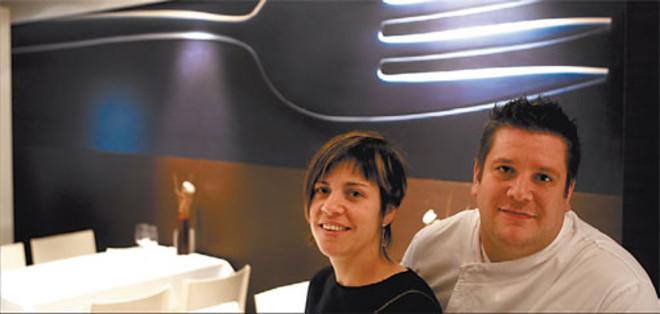 Lluerna es la casa de Víctor y Mar Gómez desde hace casi diez años