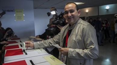 Javier Pacheco, nou secretari general de CCOO de Catalunya amb el 91% dels vots