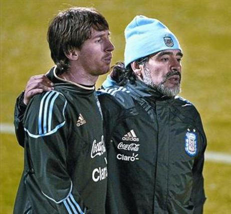Messi, su gran partido