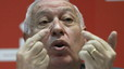 Margallo assegura que no està decidit que Trillo sigui ambaixador als EUA