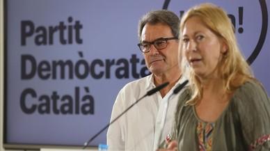 """Munté: """"Artur Mas sería un grandísimo candidato"""""""