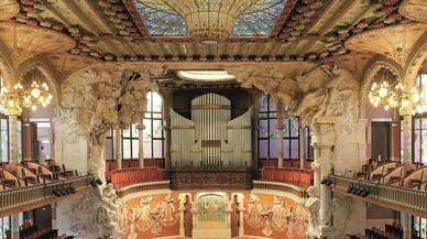 Domènech i Montaner le disputa el trono del modernismo a su alumno Gaudí