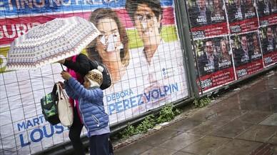 Macri y Cristina Kirchner miden sus fuerzas en las elecciones primarias en Argentina