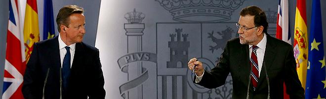 """Rajoy: """"Espa�a no le va a negar el derecho de asilo a nadie"""""""