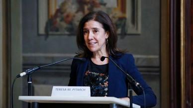El Govern destituye a Teresa Pitarch como presidenta del Institut Català de les Dones