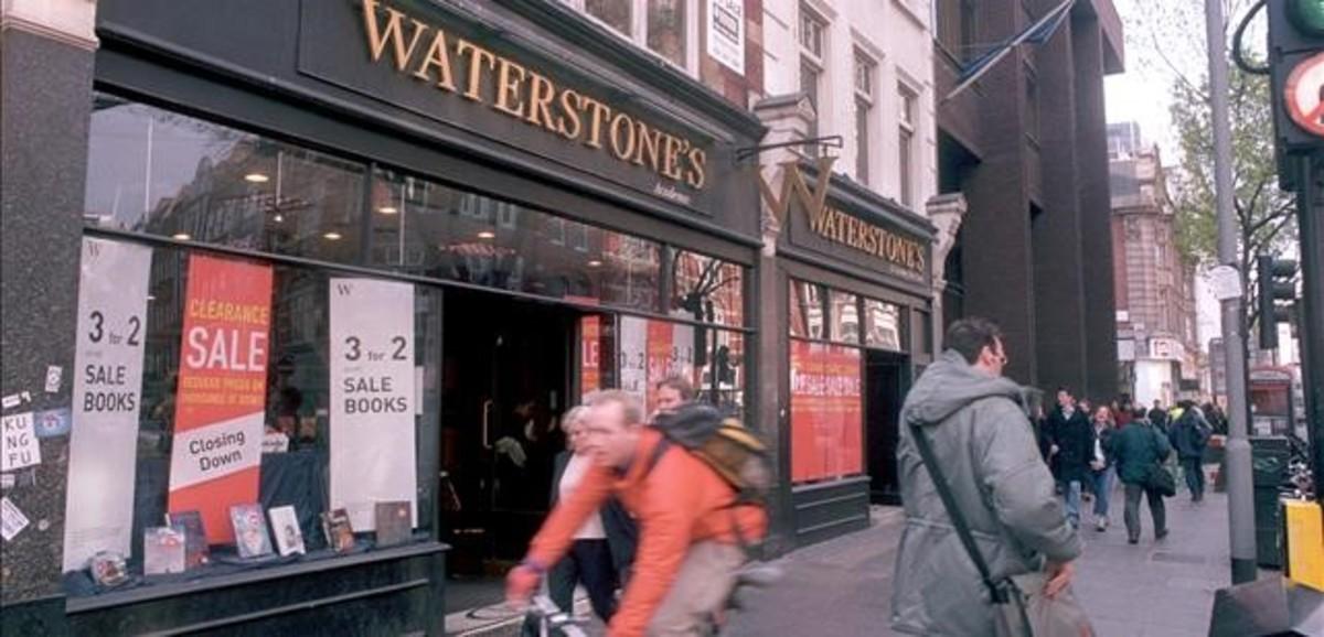 """James Daunt, el hombre que reflotó Waterstones: """"El libro electrónico fue una moda"""""""