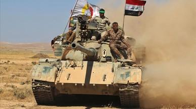L'Exèrcit de l'Iraq llança l'ofensiva per fer fora l'Estat Islàmic del bastió de Tel Afar