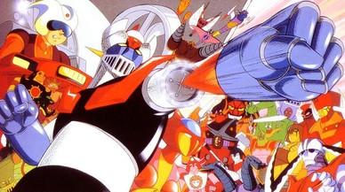 Cinco días de robótica en el Salón del Manga
