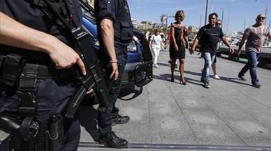 El 80% de les denúncies interposades a l'oficina de la Barceloneta són de no residents