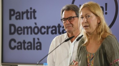 "Munté: ""Artur Mas seria un grandíssim candidat"""