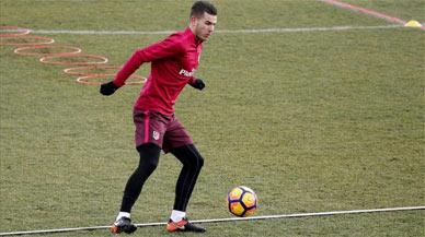 Detingut Lucas Hernández, jugador de l'Atlètic de Madrid, per presumpte maltractament a la seva nòvia