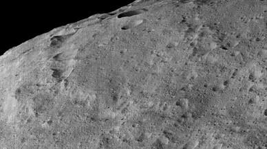 Trobades restes orgàniques bàsiques per a la vida al planeta nan Ceres