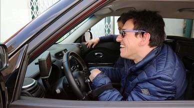 Javier i la llibertat de conduir