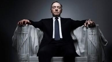 Netflix anuncia el final de 'House of cards' després de l'acusació contra Kevin Spacey
