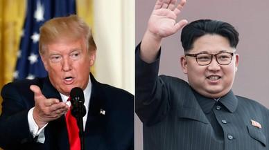 Trump i Kim Jong-un, dos piròmans amb el botó nuclear