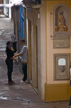 prostitutas en las calles las prostitutas y el machismo