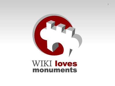 Logotipo del Wiki Loves Monuments 2012