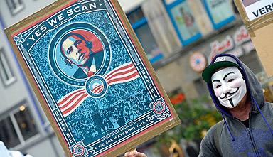EEUU espía cada mes unos 500 millones de mensajes en Alemania