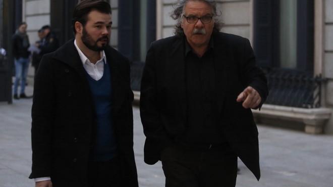 Bildu i IU faciliten a ERC tenir grup propi al Congrés