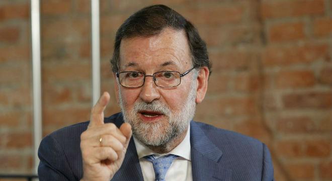 El lapsus de Mariano Rajoy con las máquinas, versión trabalenguas