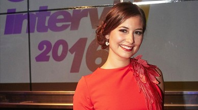 Vanesa Gil, noia Interviú 2016