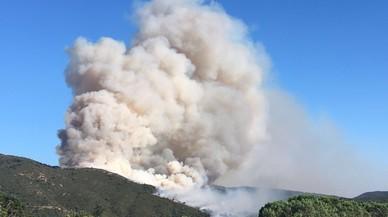 L'incendi al sud de França ja està controlat