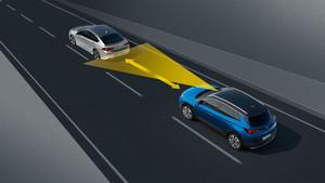 Sistemas de seguridad en el Opel Grandland X