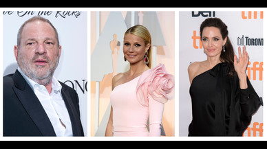 Harvey Weinstein: Angelina Jolie i Gwyneth Paltrow també denuncien l'assetjament del productor