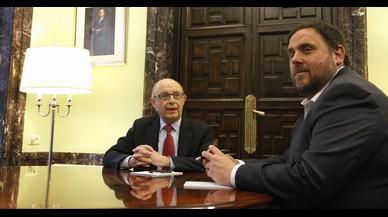 Junqueras deixa d'enviar la justificació de despeses a Hisenda