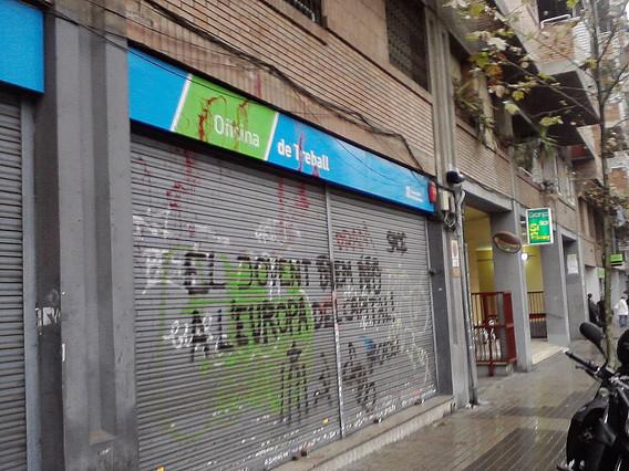 Fotodenuncias enero 2011 opini n el peri dico for Oficina de treball barcelona