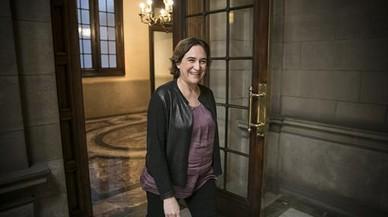 Ada Colau anuncia que se cogerá la baja por maternidad