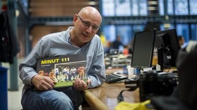 """Jordi Cotrina: """"En fotografia d'esports, tot és qüestió d'intuïció i pràctica"""""""