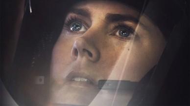 Amy Adams, en un fotograma de 'La llegada', de Denis Villeneuve.