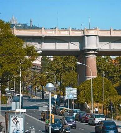 El viaducto que transform� un barrio aislado