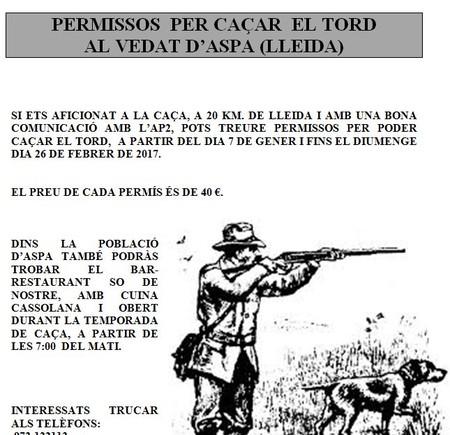 Un cazador mata a dos agentes rurales y se entrega a la policía en Lleida